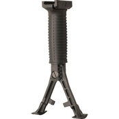 Tapco Intrafuse Vertical Grip Bipod Kit Fits Mossberg