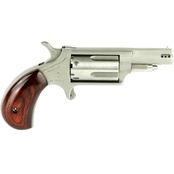 NAA Ported Magnum 22 WMR 1.625 in. Barrel 5 Rds Revolver Stainless Steel