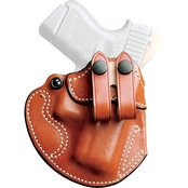 Desantis Cozy Partner Inside the Pant Holster S&W .380 Bodyguard with Laser RH