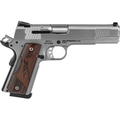 S&W 1911 E Series 45 ACP 5 in. Barrel 8 Rnd 2 Mag Pistol Stainless Steel