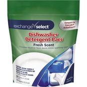 Exchange Select 20 ct. Auto Dish Single Dose Pack Fresh Scent