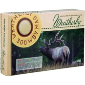 Weatherby Select 300 Weatherby 180 Gr. Norma Spitzer, 20 Rounds