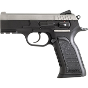 EAA Witness P Carry 10MM 3.6 in. Barrel 15 Rds Pistol Stainless Steel
