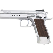 EAA Witness Limited 9MM 4.75 in. Barrel 17 Rds Pistol Chrome