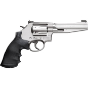 S&W 686 Pro Series 357 Mag 5 in. Barrel 7 Rnd Revolver Stainless Steel