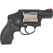 S&W 340 357 Mag 1.875 in. Barrel 5 Rds Revolver Black with TI Cylinder