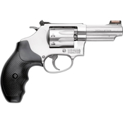 S&W 63 22 LR 3 in. Barrel 8 Rnd Revolver Stainless Steel