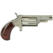 NAA Ported Mag 22 LR 22 WMR 1.625 in. Barrel 5 Rnd Revolver Stainless Steel