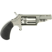 NAA The Wasp 22 WMR 22 LR 1.625 in. Barrel 5 Rnd Revolver Stainless Steel