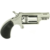 NAA WASP Snub 22 LR 22 WMR 1.125 in. Barrel 5 Rds Revolver Stainless Steel
