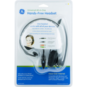 GE Universal All In One VoIP Hands Free Headset