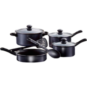 Simply Perfect 9 pc. Nonstick Carbon Steel Cookware