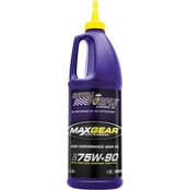 Royal Purple 75W-90 MAX Gear Synthetic Gear Oil, 1 Qt.
