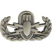 Army Badge, Dress Mini Spec, Explosive Ordnance Disposal