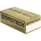 MagTech Sport Shooting .380 ACP 95 Gr. Jacketed Hollow Point, 50 Rounds