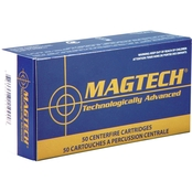 MagTech Sport Shooting .357 Mag 158 Gr. Jacketed Soft Point, 50 Rounds