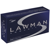 CCI Speer Lawman .38 Special 158 Gr. Total Metal Jacket +P, 50 Rounds