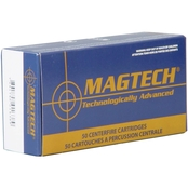 MagTech Sport Shooting .44 Mag 240 Gr. Full Metal Case Flat Point, 50 Rounds