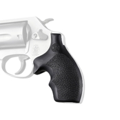 Hogue S&W J Frame Round Butt Bantam Rubber Grip