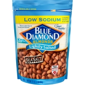Blue Diamond Almonds Lightly Salted/Low Sodium 16 oz. Bag