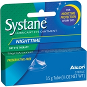 Systane Nighttime Lubricant Eye Ointment
