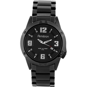 Armitron Men's Bracelet Watch 20/4692BKTI