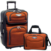 Travel Select Amsterdam 2 pc. Carry On Luggage Set