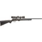 Savage 93R17F 17 HMR 21 in. Barrel 5 Rds Rifle Blued with 3-9X40 Scope