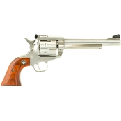 Ruger Blackhawk 357 Mag 6.5 in. Barrel 6 Rnd Revolver Stainless Steel