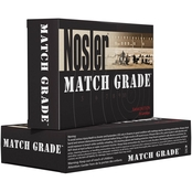 Nosler Match Grade .308 Win 165 Gr. Custom Competition, 20 Rounds