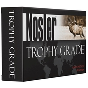 Nosler Trophy Grade .300 Win Mag 180 Gr. AccuBond, 20 Rounds