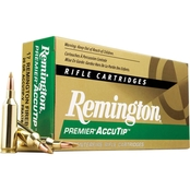 Remington Premier Accutip .17 Rem FireBall 20 Gr. Boat Tail, 20 Rounds