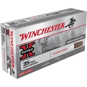 Winchester Super-X Power-Point .35 Rem 200 Gr. Pointed Soft Point, 20 Rounds