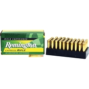 Remington Core Lokt .22 Hornet 45 Gr. Pointed Soft Point, 50 Rounds