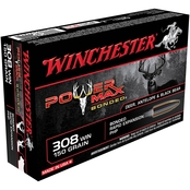 Winchester Super-X .308 Win 150 Gr. Power Max Bonded, 20 Rounds