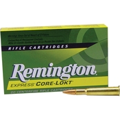 Remington Core Lokt .30-40 Krag 180 Gr. Pointed Soft Point, 20 Rounds