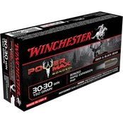 Winchester Super-X .30-30 150 Gr. Power Max Bonded, 20 Rounds