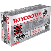 Winchester USA .44-40 225 Gr. Lead, 50 Rounds