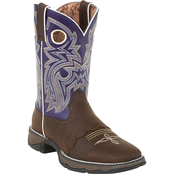 Durango Women's Flirt Tan Saddle Lace Western Boots
