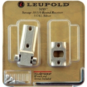 Leupold STD Savage 10/110 Round Rcvr 2 Pc.