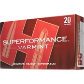 Hornady Superformance .243 Win 95 Gr. SST, 20 Rounds