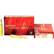 Hornady Superformance .270 Win 130 Gr. GMX Lead Free, 20 Rounds