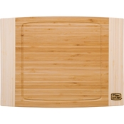 Chicago Cutlery Woodworks Bamboo Cutting Board