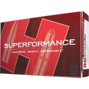 Hornady Superformance .270 Win 130 Gr. SST, 20 Rounds