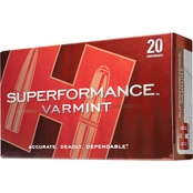Hornady Superformance 7mm Rem 154 Gr. SST, 20 Rounds