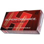 Hornady Superformance .243 Win 58 Gr. V-Max, 20 Rounds
