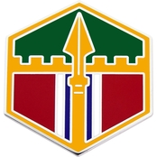 Army CSIB 301st Maneuver Enhancement Brigade (MEB)