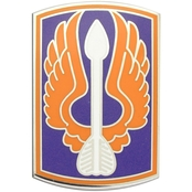 Army CSIB 18th Aviation Brigade, No Tab