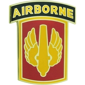 Army CSIB 18th Fires Brigade with Airborne Tab