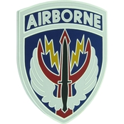 Army CSIB Special Operations Command Central with Airborne Tab